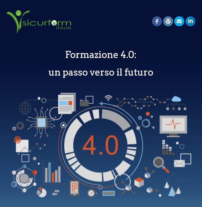 Formazione 4.0: un passo verso il futuro